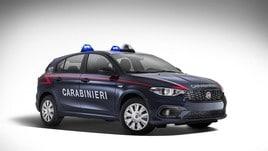 La Fiat Tipo si arruola nei Carabinieri