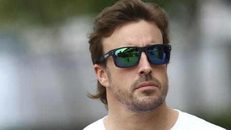 F1: Alonso-McLaren, il rinnovo è ufficiale