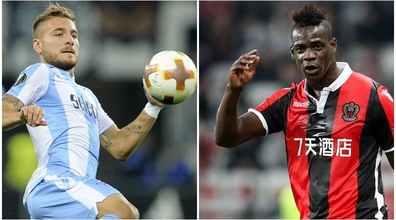 Immobile duetta con Balotelli: «Mario? Mi ha chiesto dell'Italia»