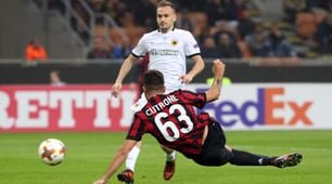 Europa League, Milan-Aek: le emozioni del match