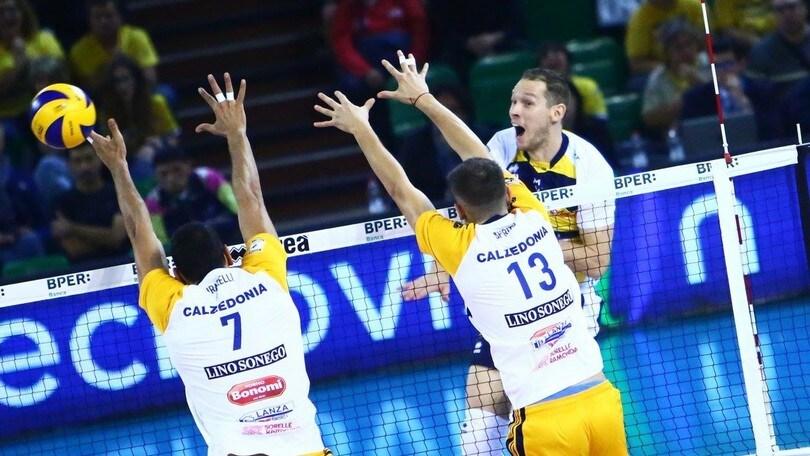 Volley: Coppa Italia, passa il turno anche Modena