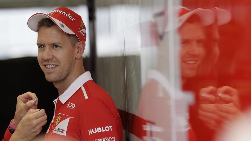 F1, Gp Usa: Vettel d'assalto a 2,75
