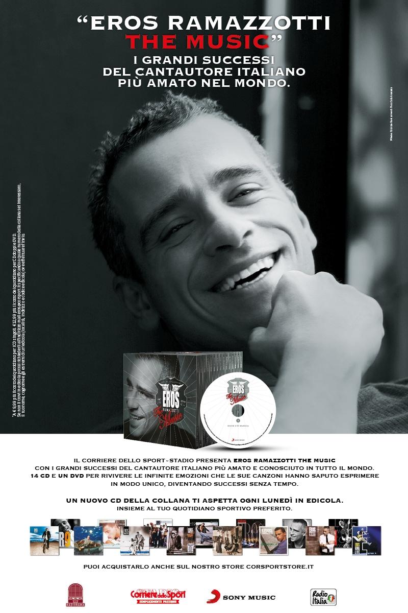 "Eros Ramazzotti - ""The Music"""