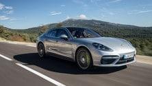Porsche Panamera Sport Turismo, lusso anticonformista