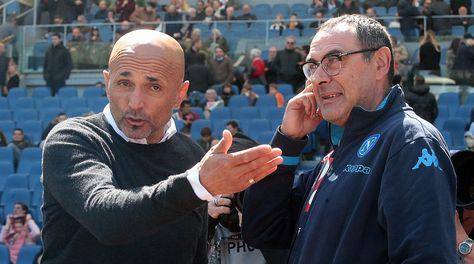 Napoli-Inter: le mosse di Sarri e Spalletti