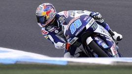 Moto3 Germania, la pole va a Jorge Martin