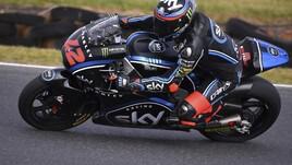 Moto2, a Jerez vola Bagnaia