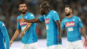 Napoli-Inter 0-0, Spalletti frena Sarri al San Paolo
