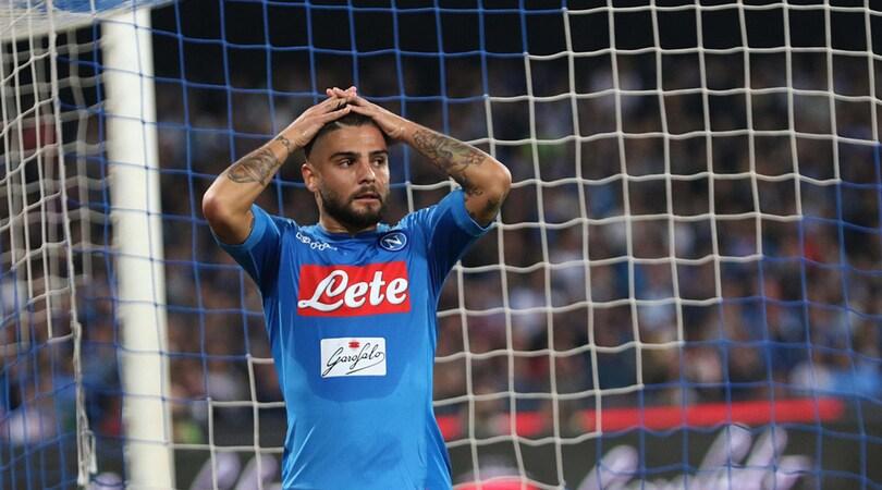 Serie A, Napoli-Inter 0-0: Handanovic show, primo pari per Mertens e compagni