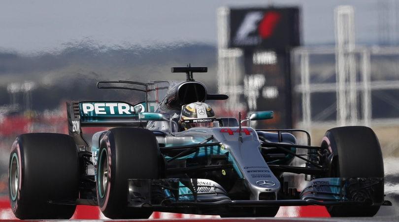 F1 Usa, Hamilton conquista ancora la pole: Vettel 2° davanti a Bottas