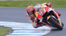 MotoGp Australia: vince Marquez, Rossi 2°