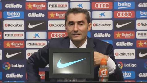 Suarez inceppato, Valverde: