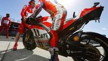 MotoGp Australia, Dovizioso: «Errore mio, ma la Ducati non gira»