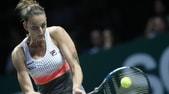 Wta Finals: Pliskova strapazza Venus Williams