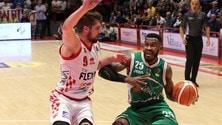 Basket Serie A, Rich show: Avellino sbanca Pistoia
