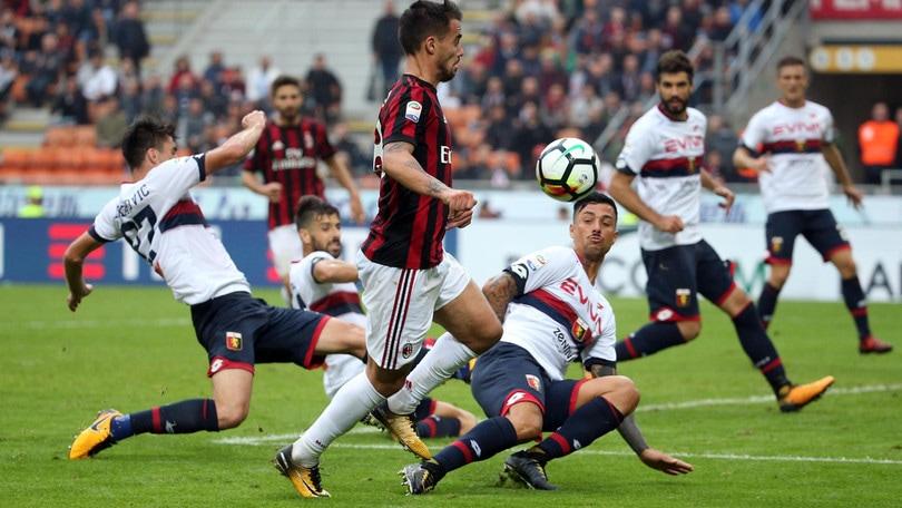 Serie A Milan-Genoa 0-0, il tabellino
