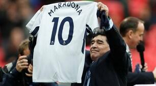 "Tottenham-Liverpool: ospiti e ""tifosi"" speciali a Wembley"