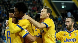 Udinese-Juventus 2-6, Khedira fa tripletta alla Dacia Arena