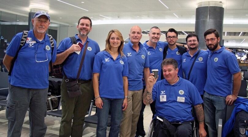 Tiro con l'arco, Mondiali: l'Italia conquista l'Oro