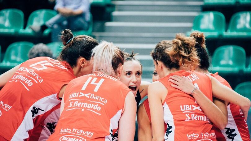 Volley: A2 Femminile, dopo la 4a in testa restano Battistelli e Soverato