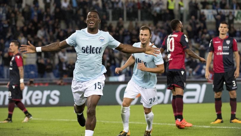 Serie A Lazio-Cagliari 3-0, il tabellino