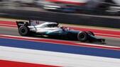 F1 Usa: vince Hamilton, Vettel e Raikkonen sul podio