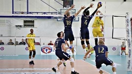 Volley: A2 Maschile, Girone Blu: Tuscania si avvicina alla vetta