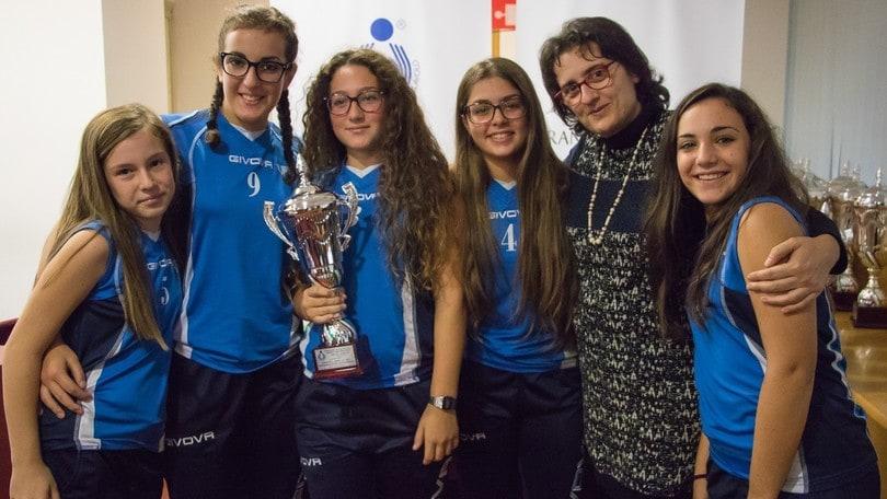 Volley: si è celebrata la festa della pallavolo romana