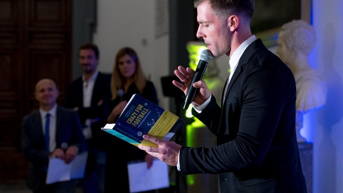 La scorsa settimana si è tenuta la prima giornata mondiale dei valori, un vera notte degli Oscar con tanti vip e campioni dello sport che si sono distinti per le loro straordinarie imprese