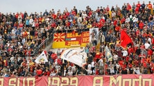 Benevento, dall'euforia alla delusione: «Siamo la barzelletta d'Europa»