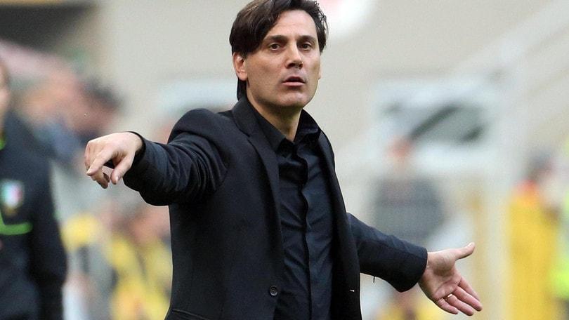 Serie A, Montella: per i bookmaker esonero più vicino