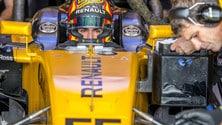 F1, Sainz: «Con la Renault un grande debutto»