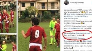 Roma, De Rossi prende in giro Tommasi: «Sei il famoso scarso nueve»