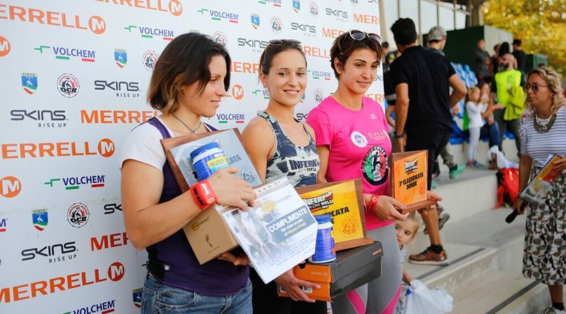 Obstacle Course Race, a Firenze trionfa Diana Hartan