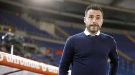 Serie A Sassuolo, De Zerbi: «Locatelli un titolare, ma con il Cagliari gioca Magnanelli»
