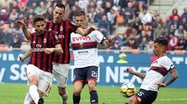 Il Genoa a caccia di conferme
