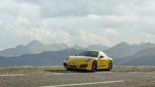 Porsche 911 Carrera T, foto