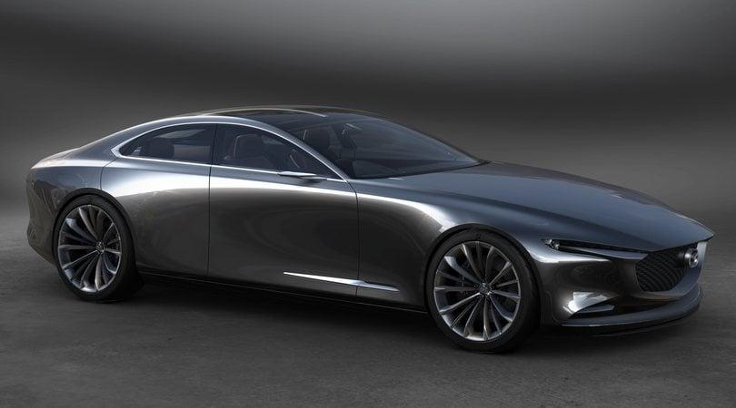 Mazda Vision Coupé e Kai Concept: assaggi di futuro prossimo