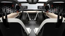 Nissan IMx, la crossover del futuro