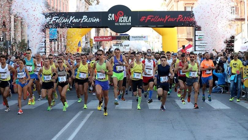 Calendario Mezze Maratone Europa.San Nicola Half Marathon Tutto Il Bello Di Bari In Una