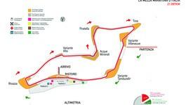 Autodromo di Imola prestato al running: domenica La Mezza Maratona d'Italia