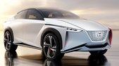 Nissan IMx concept: un salotto giapponese elettrico e autonomo