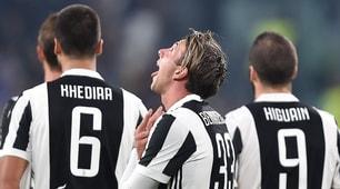 Juventus-Spal, all'Allianz Stadium è ancora un festival del gol