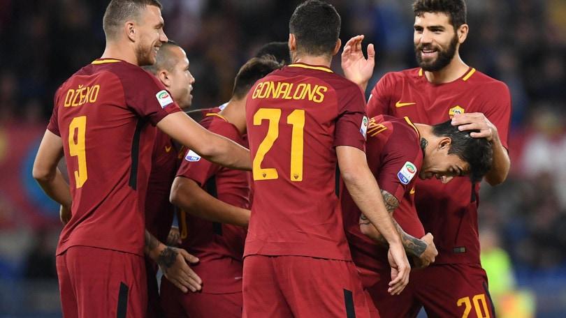 Serie A: Roma-Bologna, «1» a bassa quota