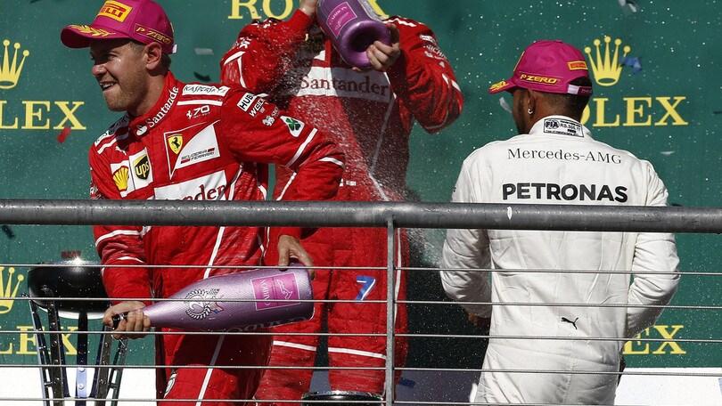 F1, Gp Messico: Vettel, vittoria d'orgoglio a 2,50