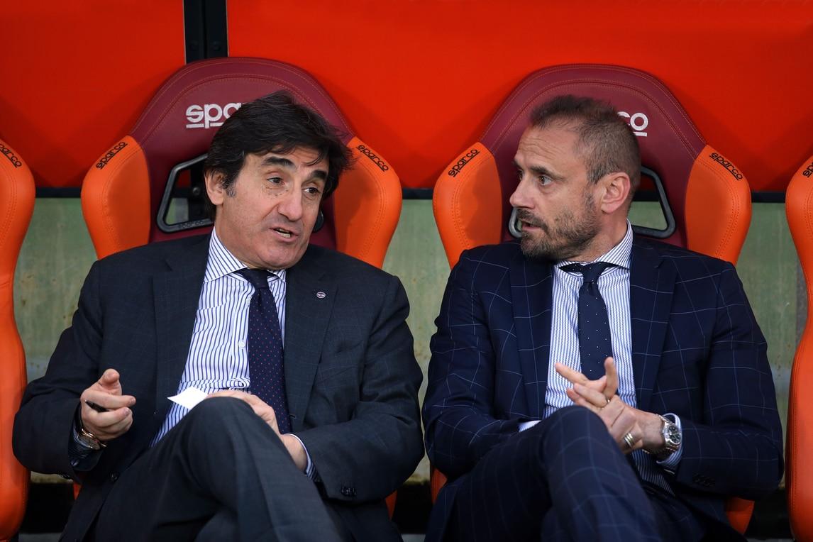 Serie A Torino, Petrachi: «Basta chiacchiere: serve cattiveria»