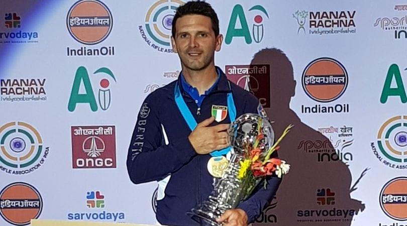 Tiro a Volo, Coppa del Mondo: Filippelli conquista l'Oro