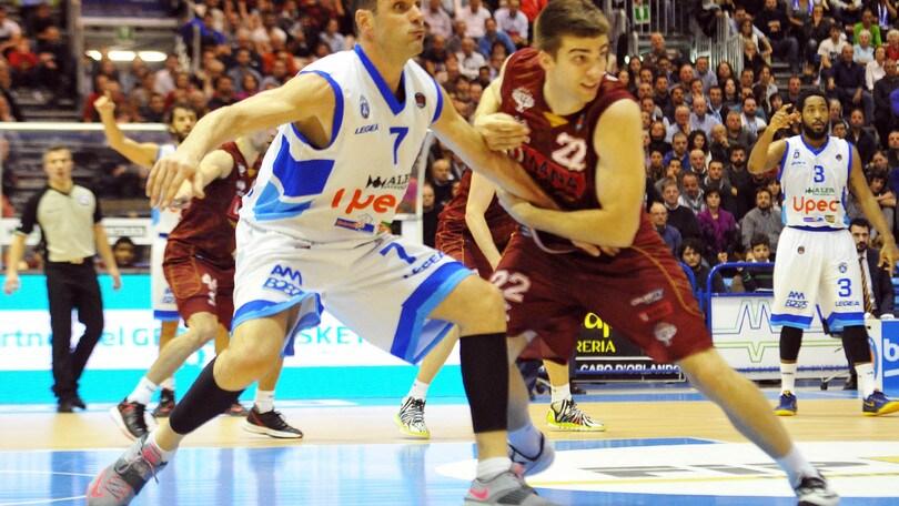 Matteo Soragna si ritira dal basket giocato