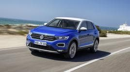 Volkswagen T-Roc, erede crossover di Golf: la prova