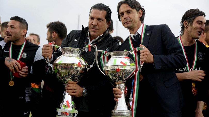 Veltroni intervista Pippo Inzaghi: «Milan, sarai la nuova Juve»